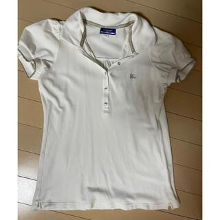 バーバリーブルーレーベル(BURBERRY BLUE LABEL)のバーバリーブルーレーベル ポロシャツ(ポロシャツ)