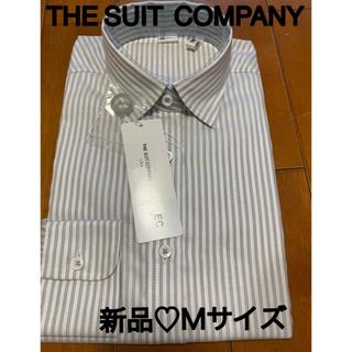 スーツカンパニー(THE SUIT COMPANY)のTHE SUIT COMPANY SHEシャツ ストライプ(シャツ/ブラウス(長袖/七分))