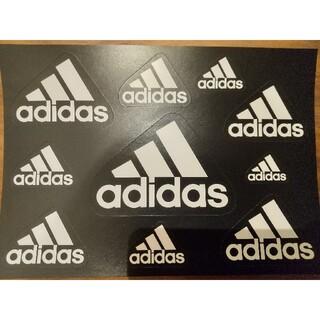 アディダス(adidas)のadidas アディダス ステッカー シール 新品未使用【送料込♪】(その他)
