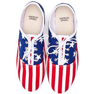 アメリカンアパレル(American Apparel)のAmericanApparel テニスシューズ tennis shoes (スニーカー)