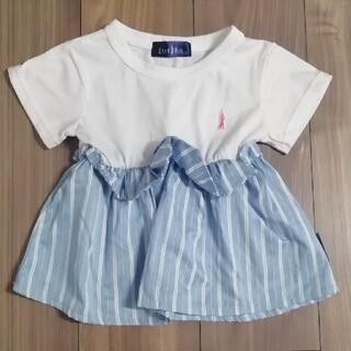 イーストボーイ(EASTBOY)の女の子 夏服(Tシャツ/カットソー)