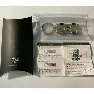 フォルクスワーゲン(Volkswagen)のVolkswagenオリジナルTSI/DSGキーホルダー(車外アクセサリ)