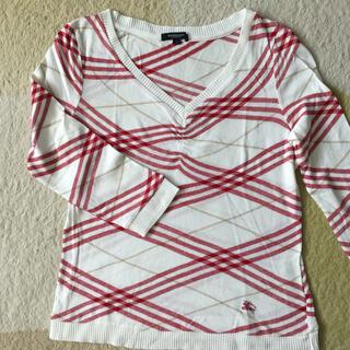 バーバリー(BURBERRY)のバーバリー トップス 2(Tシャツ(長袖/七分))