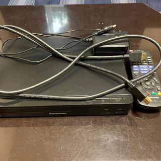 パナソニック(Panasonic)のパナソニック ブルーレイプレーヤー ブラック DMP-BD90(ブルーレイプレイヤー)