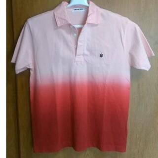 アベイシングエイプ(A BATHING APE)のA BATHING APE ポロシャツ サイズ L (ポロシャツ)