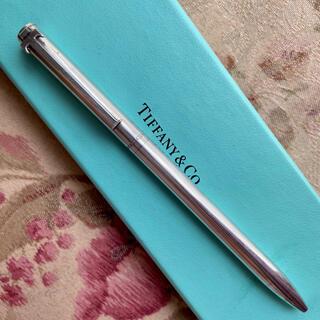ティファニー(Tiffany & Co.)のティファニー  Tクリップ ボールペン SV925 スターリング シルバー(ペン/マーカー)