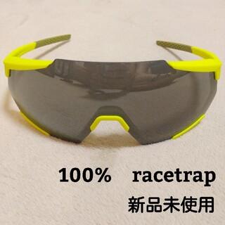 Oakley - 100% ワンハンドレッド Racetrap レーストラップ サングラス