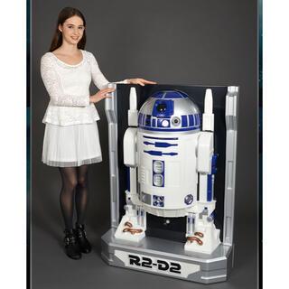 バンダイ(BANDAI)のSTAR WARS R2-D2 等身大3Dウォールパネル ライフサイズ(SF/ファンタジー/ホラー)