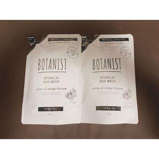 ボタニスト(BOTANIST)のBOTANIST ボタニカルヘアウォーター 詰替え 180ml 2個セット(ヘアウォーター/ヘアミスト)