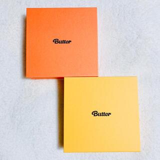 ボウダンショウネンダン(防弾少年団(BTS))のBTS Butter Cream Peaches セット CD(K-POP/アジア)