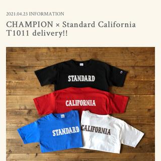 スタンダードカリフォルニア(STANDARD CALIFORNIA)のCHAMPION × Standard California T1011(Tシャツ/カットソー(半袖/袖なし))