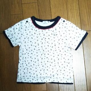 クミキョク(kumikyoku(組曲))の組曲 半袖Tシャツ 80cm(Tシャツ)