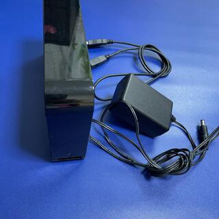 バッファロー(Buffalo)のHD-LS2.0TU2D ジャンク品 外付けHDD(その他)