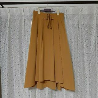 バナーバレット(Banner Barrett)のアシンメトリースカート◆Banner barrett(ひざ丈スカート)