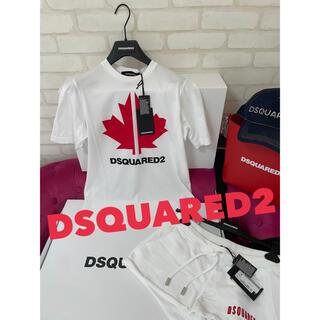 ディースクエアード(DSQUARED2)のディースクエアード❤️Tシャツ S 新品未使用(Tシャツ(半袖/袖なし))