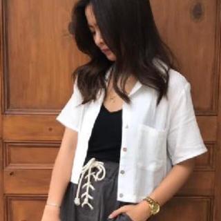 シールームリン(SeaRoomlynn)のpn様専用  ガーゼショートシャツ(シャツ/ブラウス(半袖/袖なし))