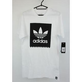 アディダス(adidas)の■アディダス オリジナルス SOLID BB TEE Tシャツ M ホワイト(Tシャツ/カットソー(半袖/袖なし))