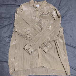 トゥデイフル(TODAYFUL)のtodayfulシャツ(シャツ/ブラウス(長袖/七分))