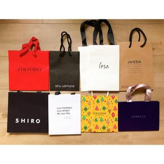 ランコム(LANCOME)の化粧品メーカー ショップ袋 バラ売(ショップ袋)