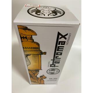ペトロマックス(Petromax)の新品未使用 Petromax ペトロマックス HK500 ランタン ニッケル(ライト/ランタン)