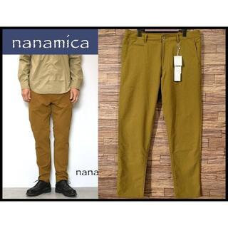 ナナミカ(nanamica)のW34 新品 ナナミカ 20ss SUCS025 アルファドライ クラブ パンツ(チノパン)