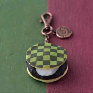 キューポット(Q-pot.)のキューポット 鬼滅の刃 コラボ 和菓子 どら焼き バッグチャーム Q−pot(キーホルダー)
