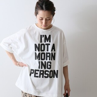 フレームワーク(FRAMeWORK)のビッグ ロゴ Tシャツ フレームワーク (Tシャツ(半袖/袖なし))