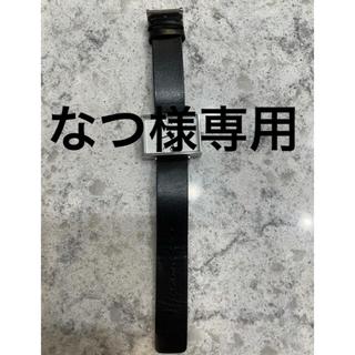 ムジルシリョウヒン(MUJI (無印良品))の無印良品 腕時計(腕時計(デジタル))