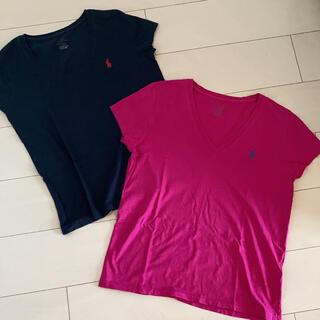 ラルフローレン(Ralph Lauren)のラルフローレン  Tシャツ 2枚セット(Tシャツ(半袖/袖なし))