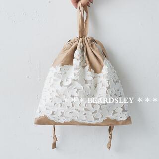ビアズリー(BEARDSLEY)の12100円 BEARDSLEY ビアズリー 今季2021SS ジャガード 巾着(その他)