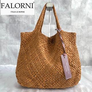 ファロルニ(FALORNI)の【FALORNI】ファロルニ イントレチャート 定価13万以上 トートバッグ(トートバッグ)