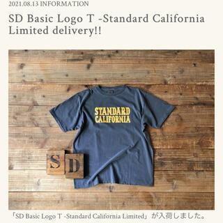 スタンダードカリフォルニア(STANDARD CALIFORNIA)のSD Basic LogoT StandardCaliforniaLimited(Tシャツ/カットソー(半袖/袖なし))