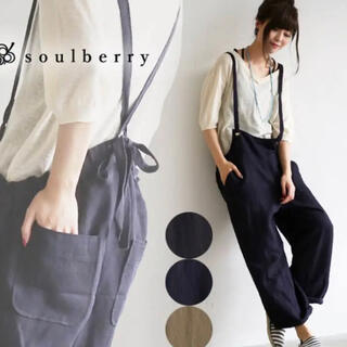 Solberry - Soulberry  サロペット Lサイズ