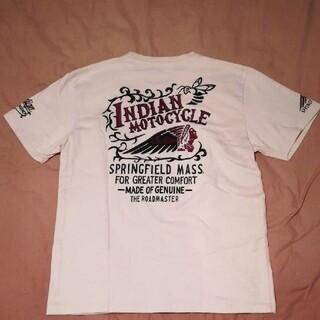 トウヨウエンタープライズ(東洋エンタープライズ)のインディアンモトサイクル INDIAN MOTOCYCLE 刺繍 Tシャツ(Tシャツ/カットソー(半袖/袖なし))