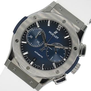 ウブロ(HUBLOT)のウブロ HUBLOT クラシックフュージョン 腕時計 メンズ【中古】(腕時計(アナログ))