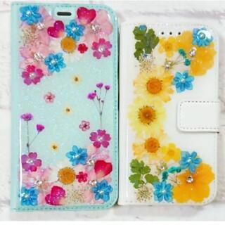 こじこじ様専用ページ★押し花ケース(iPhoneケース)