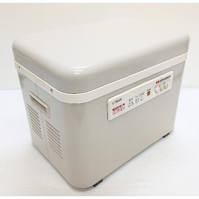 TIGER(タイガー)のタイガー 餅つき機 「力じまん」 二升  SMG-3604-CR(未使用品) スマホ/家電/カメラの調理家電(調理機器)の商品写真