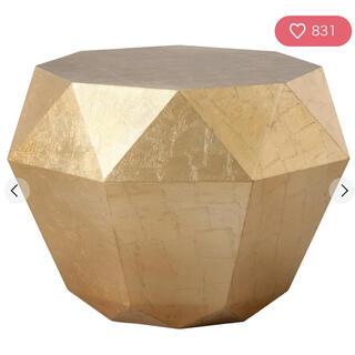 フランフラン(Francfranc)のフランフラン ダイヤモンドテーブル(テーブルスタンド)