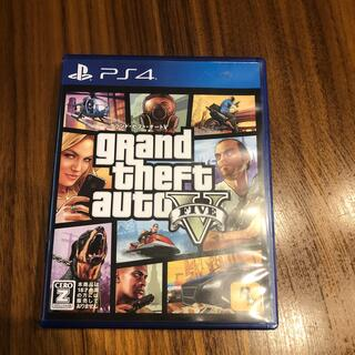 プレイステーション4(PlayStation4)のグランド・セフト・オートV(新価格版) PS4(家庭用ゲームソフト)