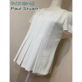 ポールスチュアート(Paul Stuart)の美品♪ Paul Stuart トップス カットソー(カットソー(半袖/袖なし))