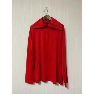 バレンシアガ(Balenciaga)のBALENCIAGA 18SS SINNERS ハーフジップハイネックカットソー(Tシャツ/カットソー(七分/長袖))