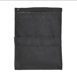 ムジルシリョウヒン(MUJI (無印良品))の無印良品 ナイロンメッシュバッグインバッグ A4サイズ用 タテ型(バッグ)