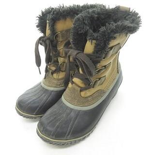 ソレル(SOREL)のソレル SOREL ショートブーツ ボア 25cm(ブーツ)