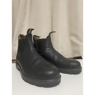 ブランドストーン(Blundstone)のBLUNDSTONE   #558   VOLTAN BLACK  美品(ブーツ)