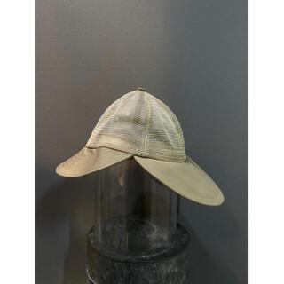 コロンビア(Columbia)の古着 ビンテージ 70s コロンビア メッシュ キャップ 帽子(キャップ)