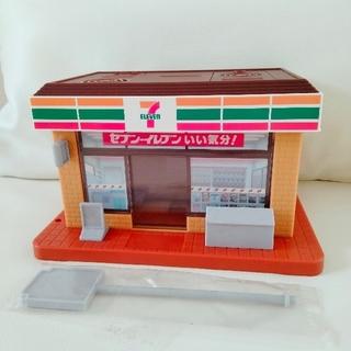 タカラトミー(Takara Tomy)のお値下げ 美品 未使用 セブンイレブン 35周年記念貯金箱(ノベルティグッズ)