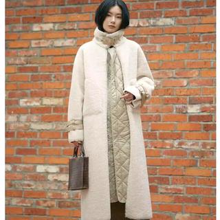 アメリヴィンテージ(Ameri VINTAGE)の新品未使用】ameri vintage 3way eco mouton coat(ムートンコート)