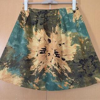 ヴィヴィアンタム(VIVIENNE TAM)のSpick&Span Noble☆スピック&スパン ノーブル☆スカート(ひざ丈スカート)