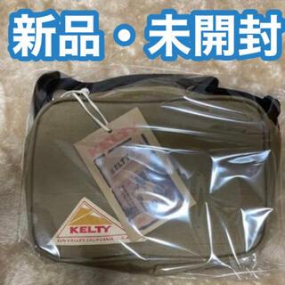 ケルティ(KELTY)の【新品・未開封】ケルティ ショルダーバッグ ユニセックス タン(ショルダーバッグ)
