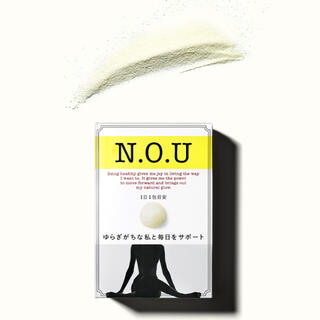 シセイドウ(SHISEIDO (資生堂))の資生堂 N.O.U. サプリRJ 10包分 ローヤルゼリー 腸活 (その他)